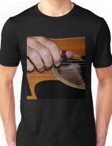 Guitar pickin' Unisex T-Shirt