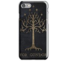 For Gondor (Grunge) iPhone Case/Skin