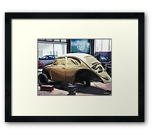 Total Respray 1 Framed Print