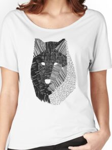 Wolf Mask Women's Relaxed Fit T-Shirt