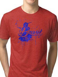 Hummingbird of Brasil Tri-blend T-Shirt