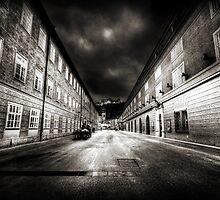 Stormy Salzburg by Luke Griffin