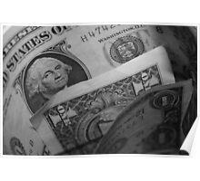 Dollar Dollar Poster
