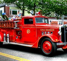 Sag Harbor Fire Dept....Memorial Day by laurie13