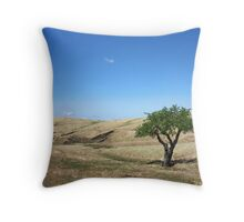 Beauty Stands Alone Throw Pillow