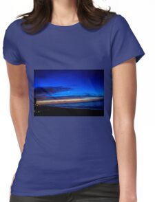 COME THE DAWN Womens Fitted T-Shirt
