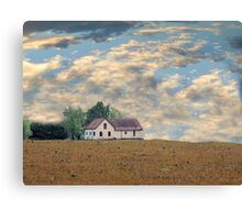 Out in the County Canvas Print