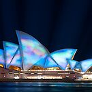 Vivid 2011 - Opera House by clydeessex