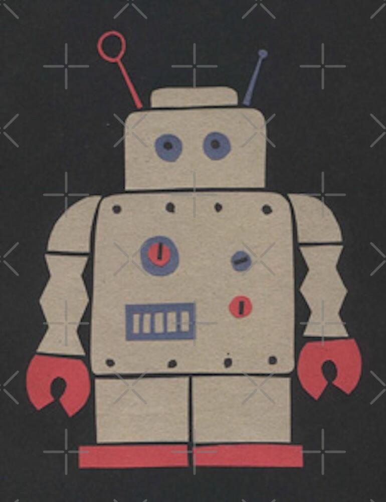 robot by Jonesyinc