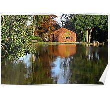 Beech House On The Lake  Dorset , Uk Poster