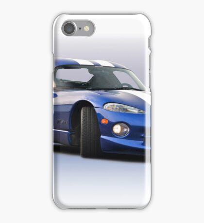 1995 Dodge Viper GTS VS1 iPhone Case/Skin