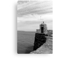Saundersfoot LookOut Canvas Print