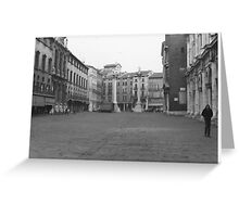 Politicians Square Greeting Card