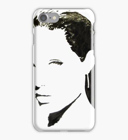 A seductive woman 1 iPhone Case/Skin