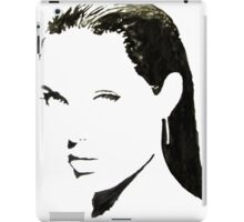 A seductive woman 1 iPad Case/Skin