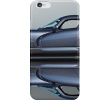 2000 Dodge Viper GTS VS4 'Mirror Image' iPhone Case/Skin