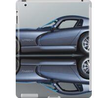 2000 Dodge Viper GTS VS4 'Mirror Image' iPad Case/Skin