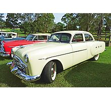 1952 Packard 200 Deluxe Touring Sedan Photographic Print