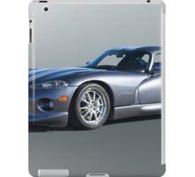 2000 Dodge Viper GTS VS2 iPad Case/Skin