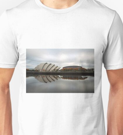 River Clyde in Autumn Unisex T-Shirt