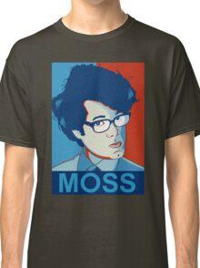 Moss- Nerd Legend Classic T-Shirt