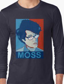 Moss- Nerd Legend Long Sleeve T-Shirt