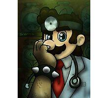 Dr. Dexter Mario Photographic Print