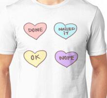 Sassy Hearts Unisex T-Shirt