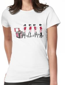 Ska Girl Womens Fitted T-Shirt