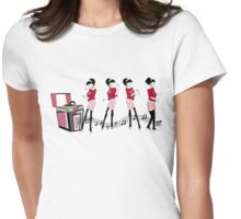 Ska Girl Womens Fitted T-Shirt