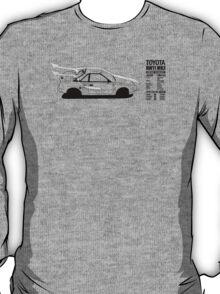 Toyota AW11 MR2 - AERO Graphic T-Shirt