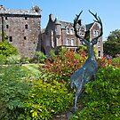 Comlongdon castle by Shaun Whiteman
