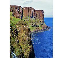 Kilt Rock - Isle of Skye Photographic Print