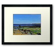Rubha Garbhaig - Isle of Skye Framed Print