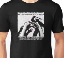 A Weapon In Yer Pocket Unisex T-Shirt