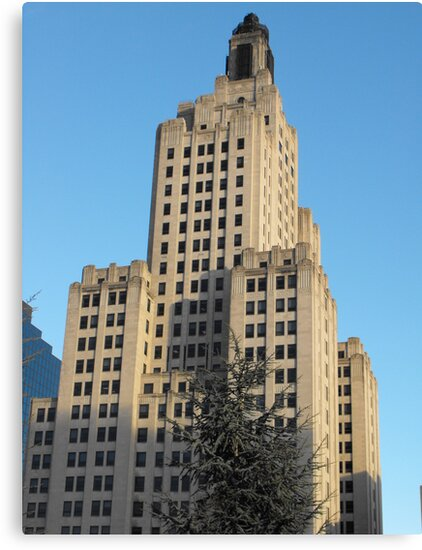 Bank of America Building by iheartrhody