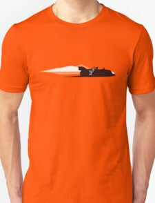 Speed Mountains of the Targa Florio - Porsche 908  Unisex T-Shirt
