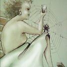 ... time sleeping ... by kseniako