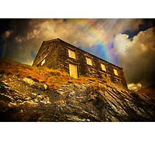 House Of Rock Photographic Print