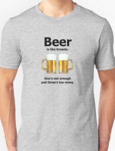Responsible Drinking T-Shirt