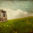 Surreal Building by Sharonroseart
