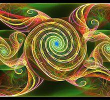Gnarly Spirals  (UF0328) by barrowda