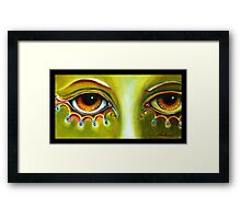 Cirque Framed Print