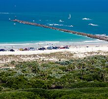 Ponce Inlet by Michael Damanski