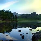 5am Blea Tarn in June by Bootkneck