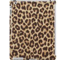 Leopard Print iPad Case/Skin