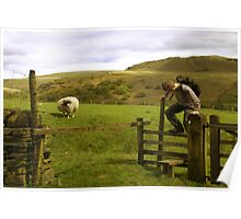 Tackling the Stile Poster