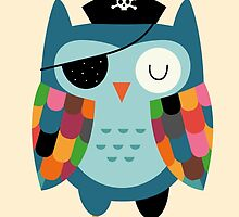 Captain whooo by AndyWestface