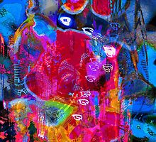Abstract Raster 372 by relplus