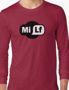MILF - Wi-Fi Parody Long Sleeve T-Shirt